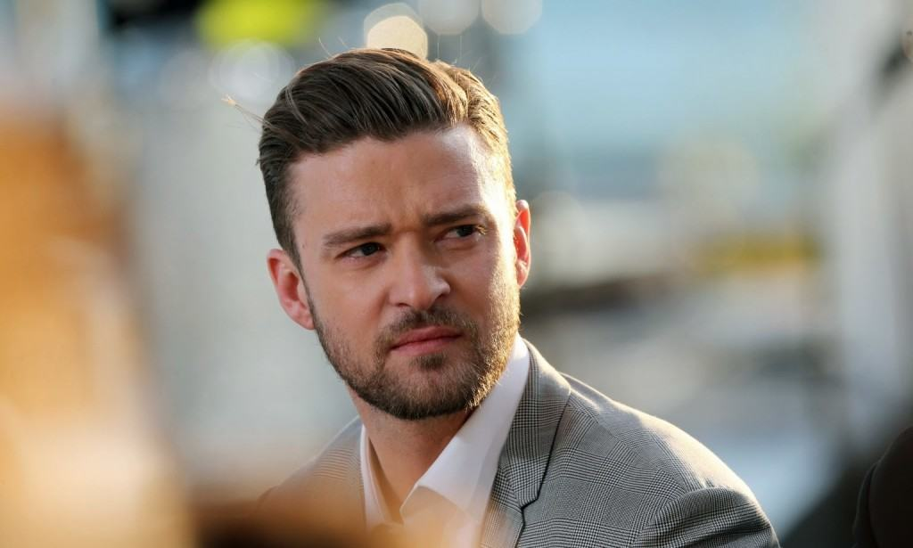 Justin Timberlake short mens hairstyle