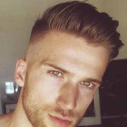 Modern Pompadour With Short Sides2