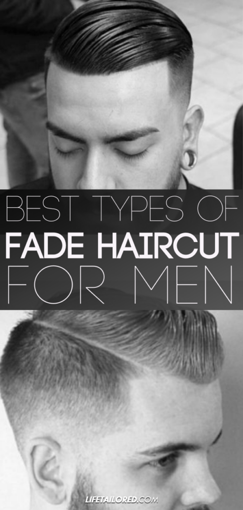 21 Types Of Fade Haircut Low Fade Medium Fade Taper Fade High Fade Hairstyles