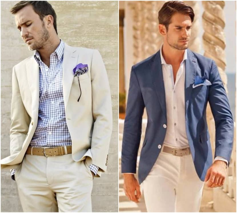 How To Wear A Suit For City Wedding Source