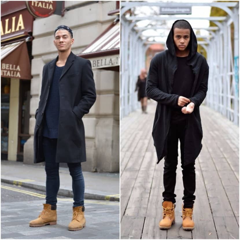 How to Wear Timberland Boots | men's jumpers | Timberland