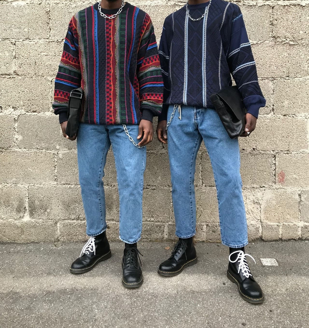 90s look for guys