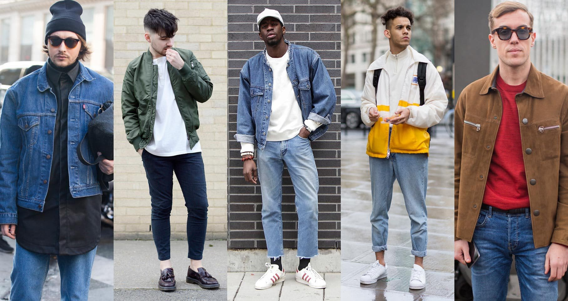 how to rock 90's fashion men's outfit guide 2018